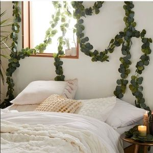 Free People Accents - Hanging Eucalyptus Vine Garland NEW